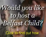 Host a Belfast Child